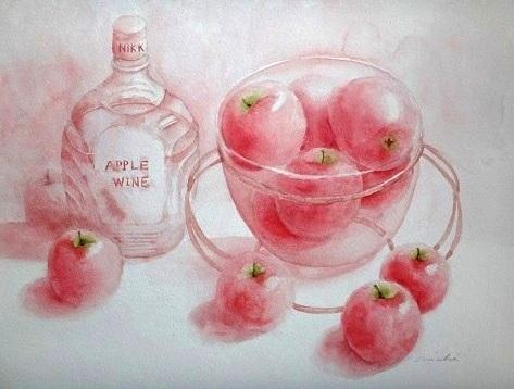 りんごとワイン4