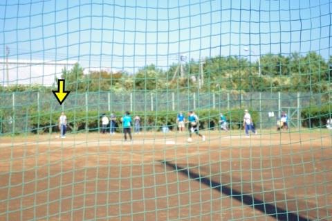 野球の応援②