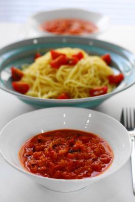 タコラグーのつけスパゲティ