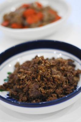 牛肉のしぐれ煮1