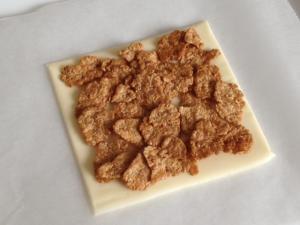シリアル入りチーズスナック1