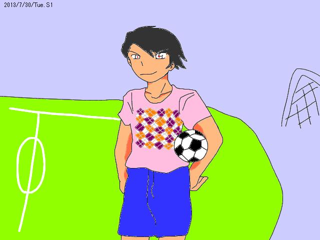 サッカーファッション
