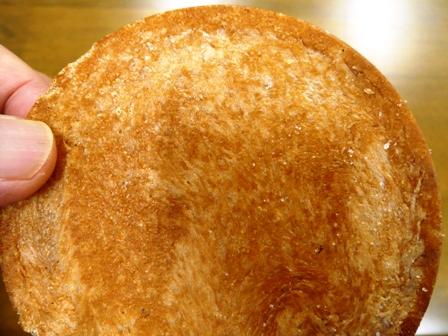 伊佐製菓:手焼き塩せんべい4