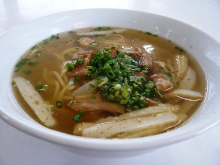 金城製麺所:八重山そば