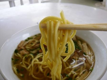 金城製麺所:八重山そば3