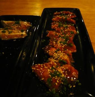 波ノ屋食堂:イベリコ中落ちカルビ