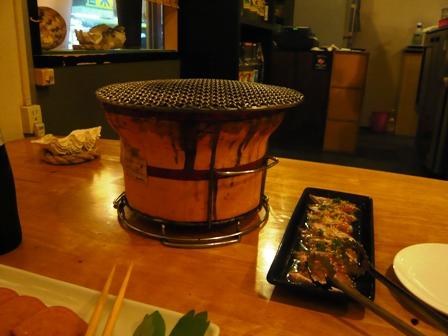波ノ屋食堂:島焼き塩豚