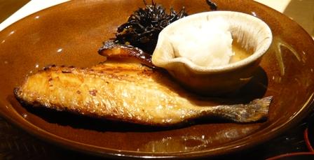大戸屋:つぼ鯛1