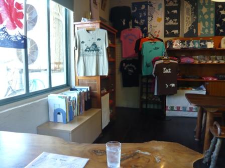 ヤシの木:店内3