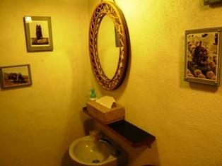 ヤシの木:トイレ1