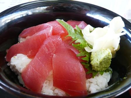 Sanufa細崎:近海マグロ丼2
