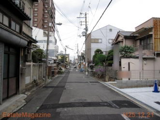 播磨町グロー道路