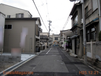 播磨町グロー道路2