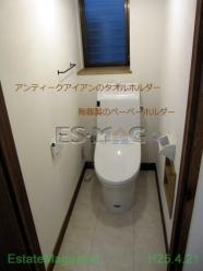 西田辺トイレ