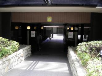 コスモあべの坂ガーデンズ外観2