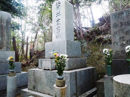 墓掃除4(2013-12-28)