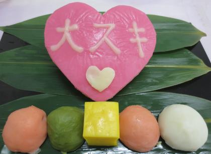 バレンタイン2014②