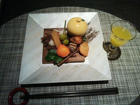 ジアース料理①