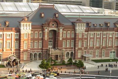 東京駅1 400
