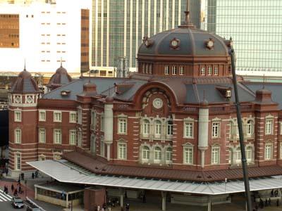 東京駅Ⅱ 400