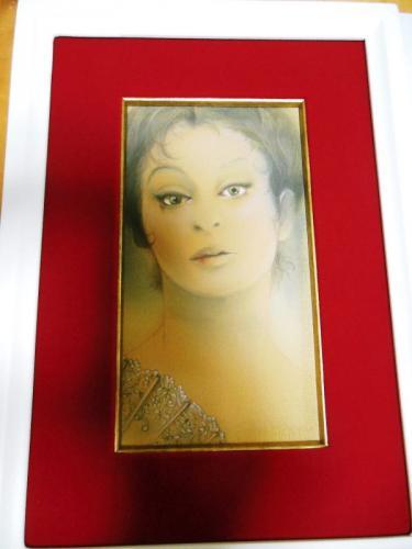 歌姫の肖像