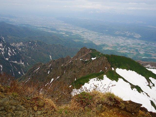 ⑭下る登山道DSC02506