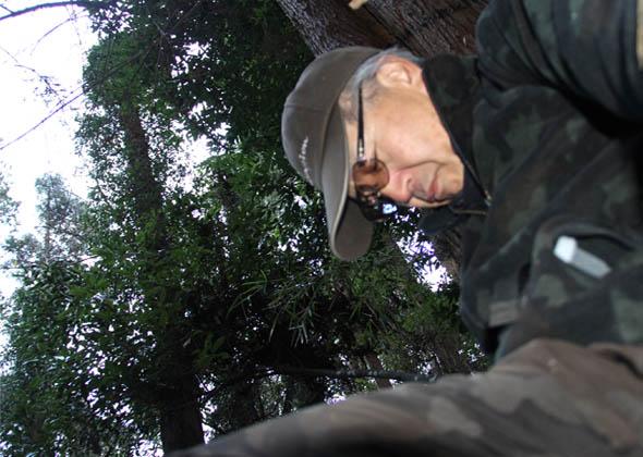 とある山中で 捜索訓練(3)