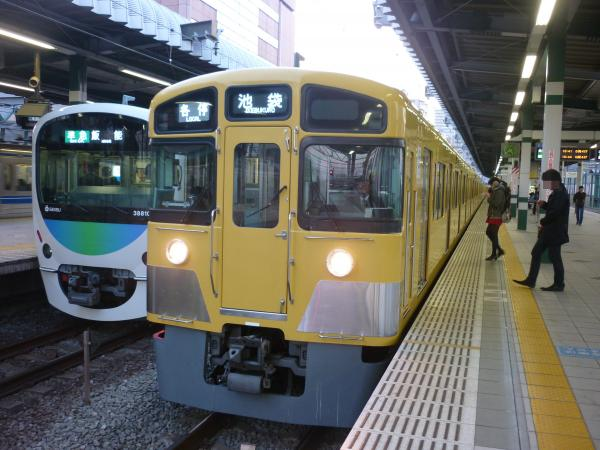2014-01-18 西武2083F 各停池袋行き4