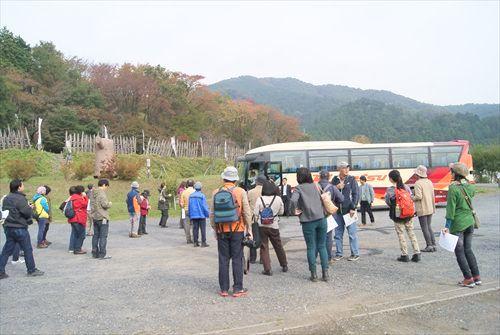 関ケ原合戦 島津退け口 笹尾山・石田三成陣跡