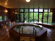 五峰荘温泉1