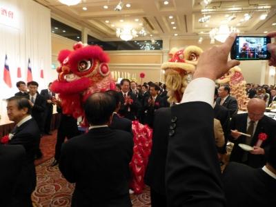 台湾102年國慶日祝賀レセプション003