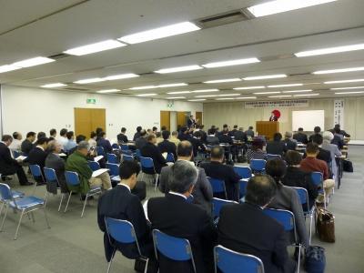 日本会議大阪・神政連大阪「地方議員懇談会」002