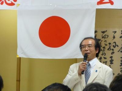 日本会議 泉州支部 総会003
