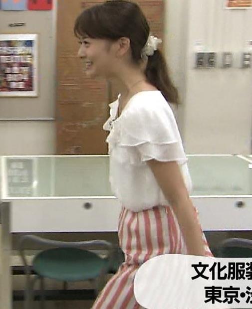 高見侑里 笑顔がすごくかわいいキャプ・エロ画像3
