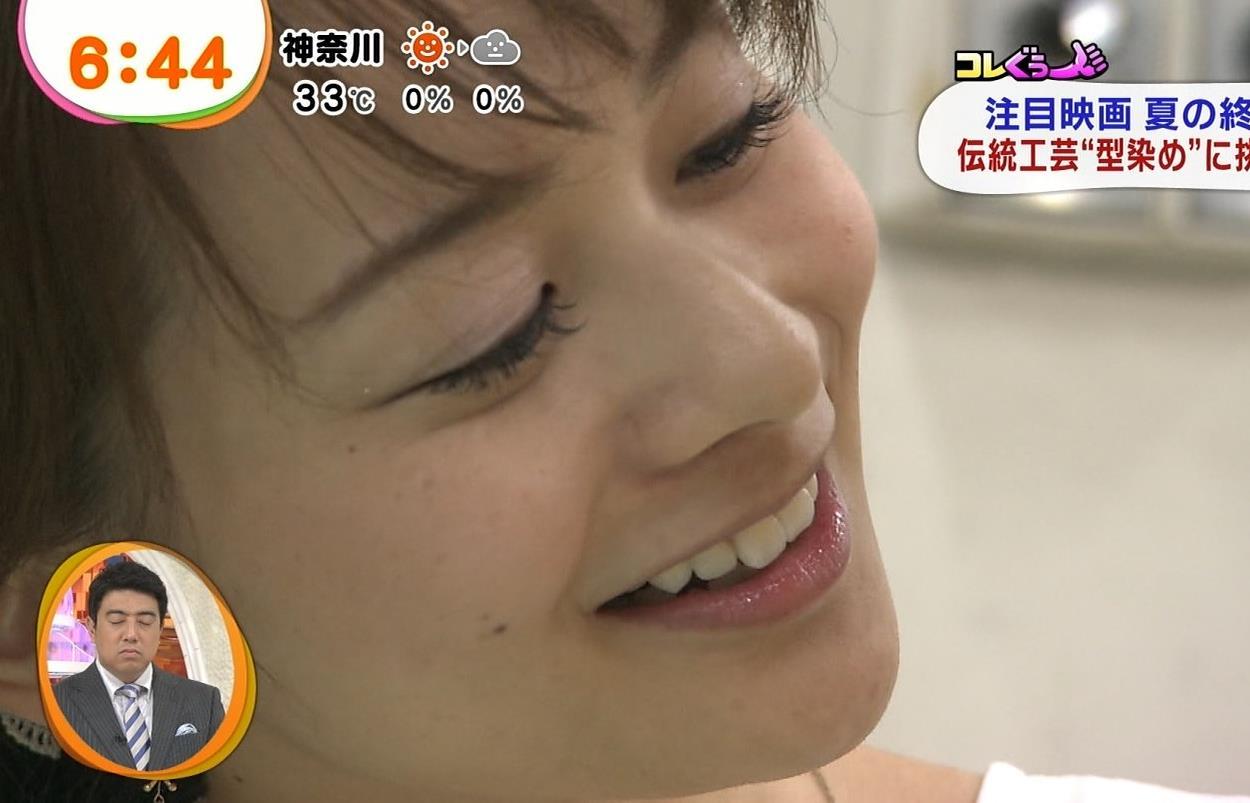 高見侑里 笑顔がすごくかわいいキャプ・エロ画像4