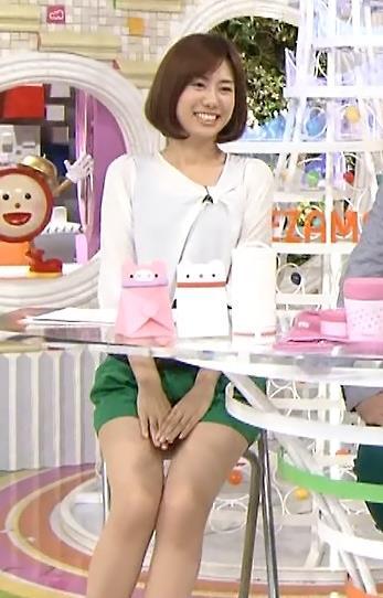 山崎夕貴 美脚パンチラガード (20130911)