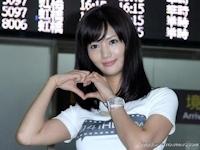 「小林志玲」と呼ばれる人気AV女優・麻生希が台湾初上陸