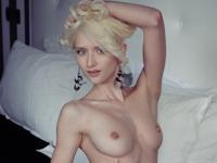 ウクライナ美女 Nika セクシーヌード画像