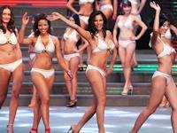インドネシア開催のミス・ワールド2013世界大会でビキニ披露が中止に