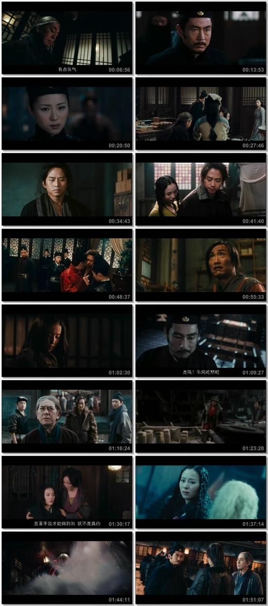 ドラゴン・フォー 秘密の特殊捜査官/隠密 (2012)3