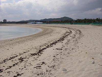 西原キラキラビーチ