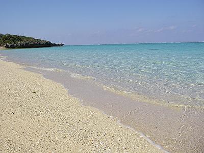 自然のビーチ02