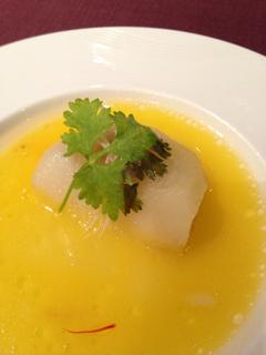 白身魚冬瓜包