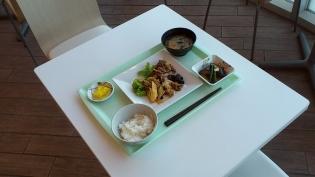 OWL、A定食(牛肉のスタミナ炒め)4