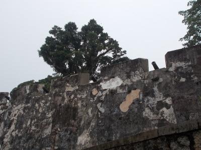マカオの城壁3