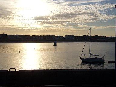 ルパレ港の夕暮れdownsize