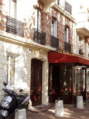 アナトールフランスのカフェAnatole France P1010020downsize