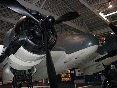 この角度が一番逞しいBeauことボーファイター(RAF博物館)downsize