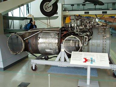 このペガサスエンジンなしではハリアーは生まれなかったでしょうdownsize
