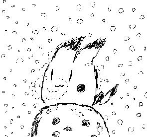 pika snow